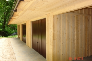 Garage carport stellplätze
